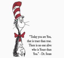Dr. Seuss, Youer than you