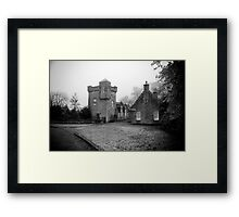 The Hunting Tower Framed Print