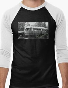 Magic bus Men's Baseball ¾ T-Shirt