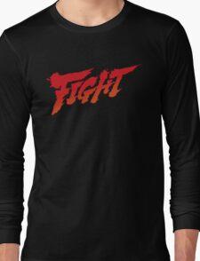 Fight Long Sleeve T-Shirt