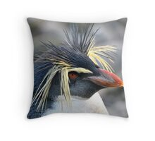 Bad Hair Day!! Throw Pillow