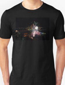 Fire over Niagara Unisex T-Shirt