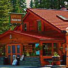 Bragg Creek Trading Post by Leslie van de Ligt
