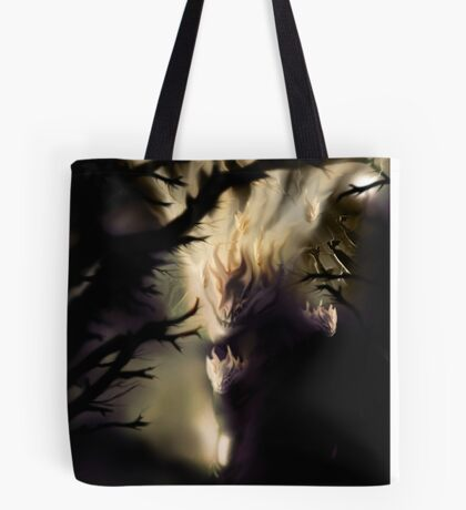 Darkest light 1 [Digital Figure Illustration] Tote Bag