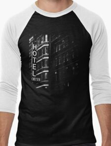 Hotel Chelsea #1 Men's Baseball ¾ T-Shirt