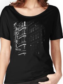 Hotel Chelsea #1 Women's Relaxed Fit T-Shirt
