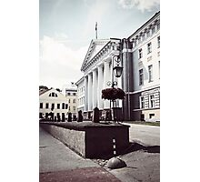 Alma Mater. Photographic Print