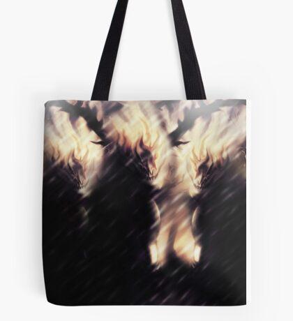 The Weather Men [Digital Figure Illustration] Tote Bag