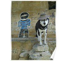 Lobo Bandito Poster
