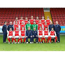 St Patricks Athletic 2012 Photographic Print