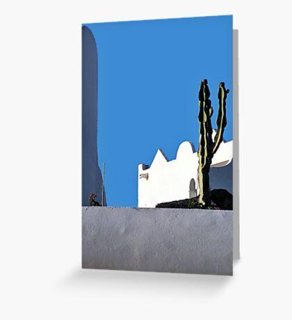 Wall Greeting Card