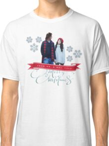 Merry Christmas from the Golds! Classic T-Shirt
