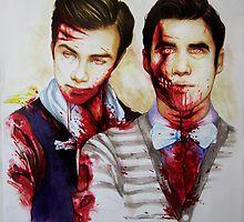 zombie!klaine by marlene freimanis