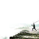 The Fisherman by Afonso Azevedo Neves