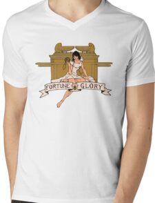 Ravenwood Mens V-Neck T-Shirt