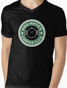 Ianto coffee club Mens V-Neck T-Shirt