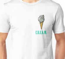 Ice C.R.E.A.M. Unisex T-Shirt