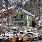 Scheyd-Yeaton-Kayes Saw Mill by Monica M. Scanlan