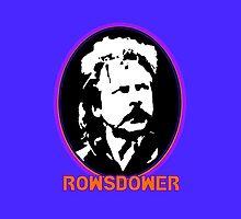 Rowsdower! phone case by Margaret Bryant