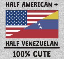 Half Venezuelan 100% Cute One Piece - Short Sleeve