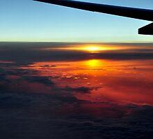 Beautiful Sunrise/Sunset by asharamu