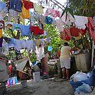 Wash Day - Dia De Lavado by Bernhard Matejka