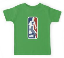 WHO Sport No.10 Kids Tee