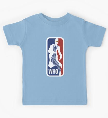WHO Sport No.10 Kids Tee