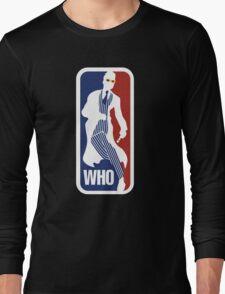 WHO Sport No.10 Long Sleeve T-Shirt