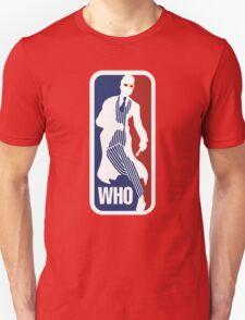 WHO Sport No.10 Unisex T-Shirt