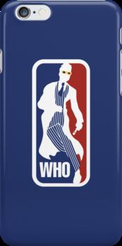 WHO Sport No.10 by Tom Kurzanski