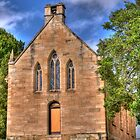 St Bernard's Catholic Church, Little Hartley, NSW by Adrian Paul