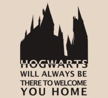 Hogwarts Will Always Be There To Welcome You Home (Variation) by carmencaboodles