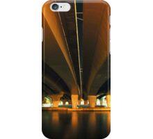 under the narrows.  perth, western australia iPhone Case/Skin