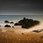 Brittas Bay, Wicklow, Ireland by Royston Palmer