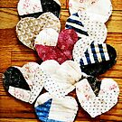 Quilted Hearts by Lynne Prestebak
