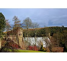 Howden Dam Photographic Print
