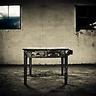 ABANDONED TABLE by Patrizio Martorana