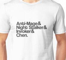 Ban pool Unisex T-Shirt