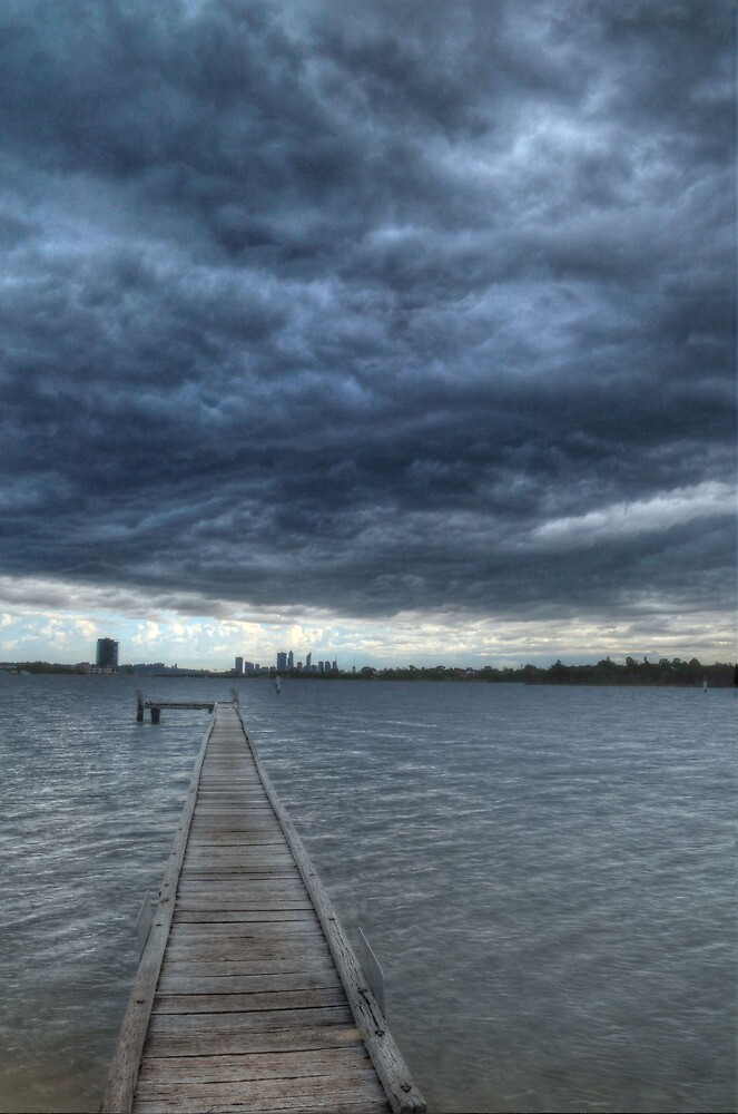 The Calm before the Storm by yapster