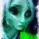 Alien Thoughts by Bunny Clarke