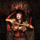 Gypsy dance by annacuypers