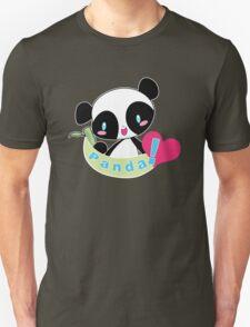 Cute Panda! Unisex T-Shirt