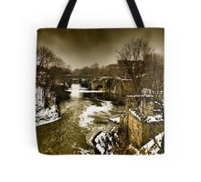 A Step Back In Time Tote Bag