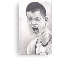 # 17  JEREMY LIN ! Canvas Print