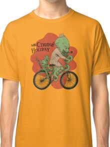Mr. Cthulhu's Holiday Classic T-Shirt