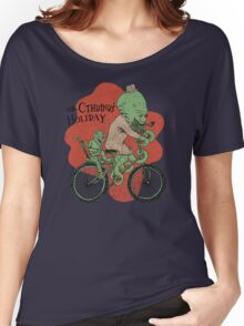 Mr. Cthulhu's Holiday Women's Relaxed Fit T-Shirt