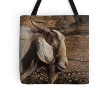 Billy Goat Gruff Tote Bag