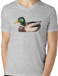 Save the Earth Mens V-Neck T-Shirt