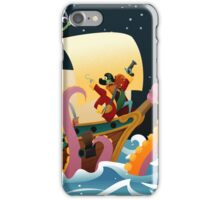 Pirate Monsters iPhone Case/Skin